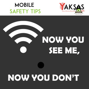 Mobile Safety Tips: See