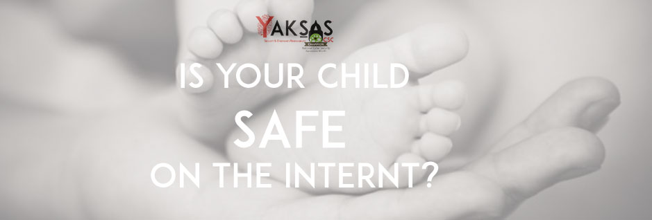 Here's how to ensure online safety of your children