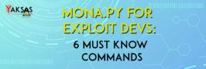Mona.py for exploit devs
