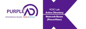 Active Direcotry Network Enumeration using Powerview